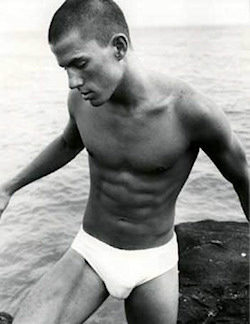 Channing Tatum Abercrombie & Fitch