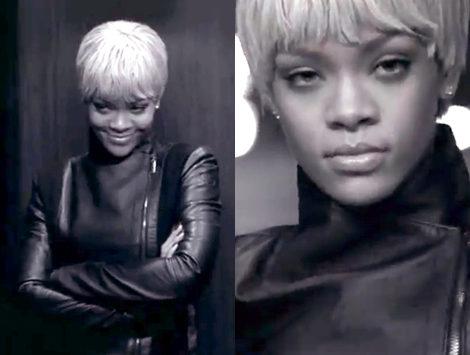 Armani presenta nuevas imágenes de su campaña con Rihanna ...