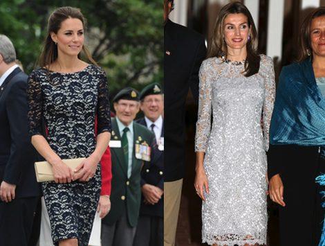 Vestidos de encaje: glamour y elegancia en el 'must have' de la temporada