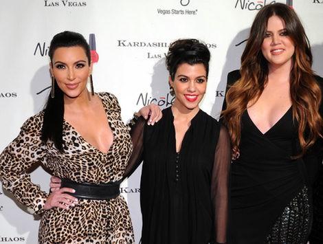 Las hermanas Kardashian crearan una línea de ropa infantil