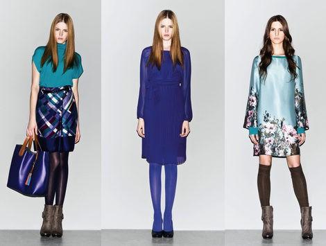 looks de la colección otoño/invierno 2012/2013