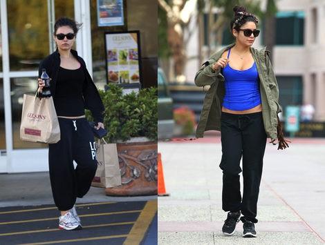 Mila Kunis y Vanessa Hudgens