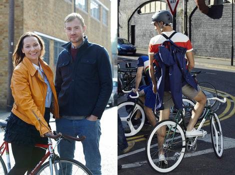 'H&M for Brick Lane Bikes': una colección masculina inspirada en el ciclismo urbano