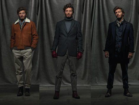 Clásicos y actuales para Unlimited de la colección invierno 2013 de Chevignon