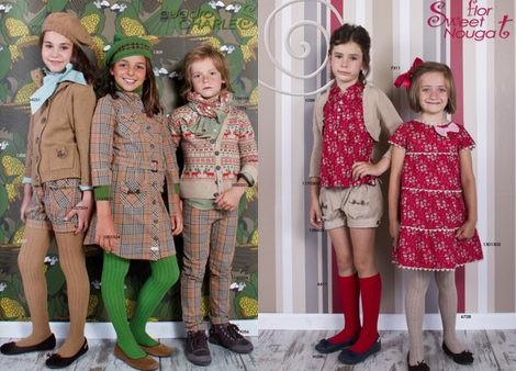 Trasluz apuesta por el estampado tartán en la colección invierno 2012/2013