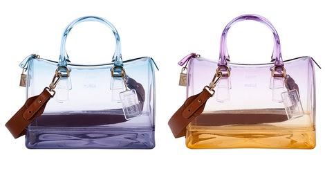 'Candy Sunset', el bolso transparente de Furla para esta primavera/verano 2013