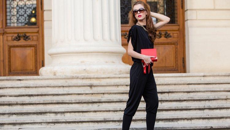 Eva Hache y Kristen Stewart se apuntan al estilo 'jumpsuit'