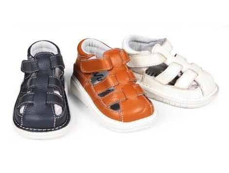 Calzado para bebé de la colección primavera/verano 2013 de Vulky