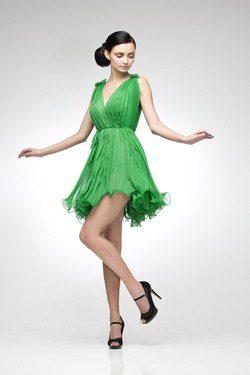 Q zapatos usar con vestido largo