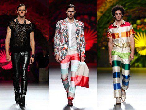 Diseños de Francis Montesinos para la primavera/verano 2014