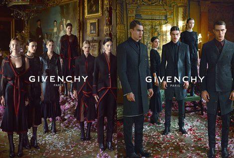 Campaña otoño/invierno 2015/2016 de Givenchy
