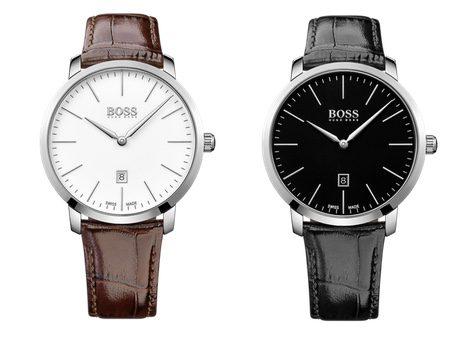 Relojes de la colección otoño/invierno 2015/2016 de Hugo Boss