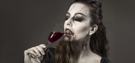 Un maquillaje ideal para complementar tu espectacular disfraz