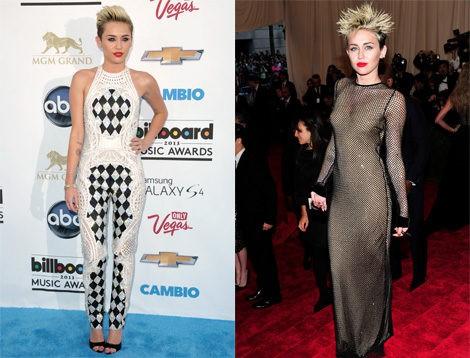 Con el maquillaje adecuado Miley Cyrus podría usar estos looks para Halloween