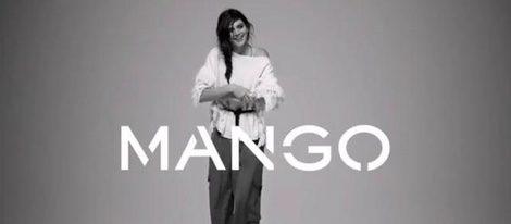 Kendall Jenner se estrena como chica Mango