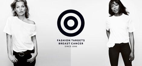 Kate Moss y Naomi Campbell en la campaña 2016