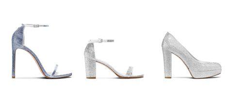 Nueva colección de calzado Bridal de Stuart Weitzman
