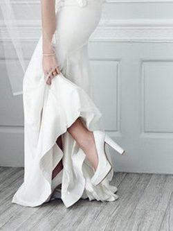 Nueva colección de calzado de novias de Stuart Weitzman