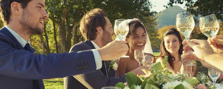 Las bodas de otoño son las más difíciles a la hora de escoger el vestuario
