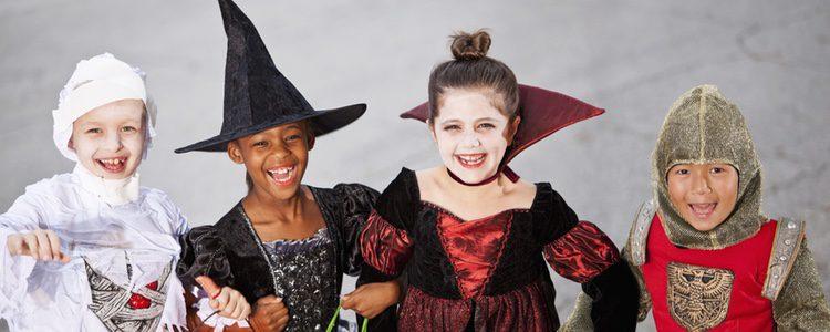Lo importante de elegir un disfraz es la diversión de los niños