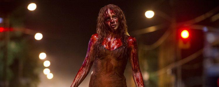 Carrie, protagonista de la película 'Carrie'