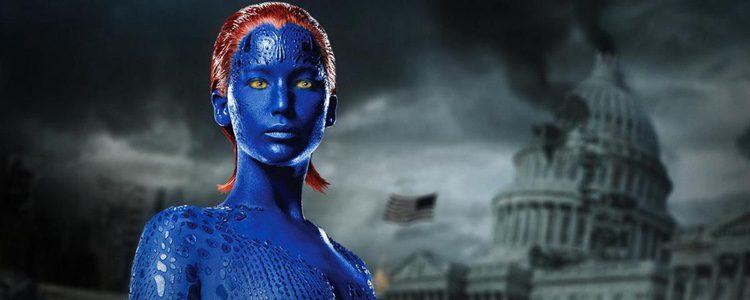Mística, de la película 'X-Men'