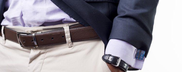Hay que cuidar la elección del cinturón