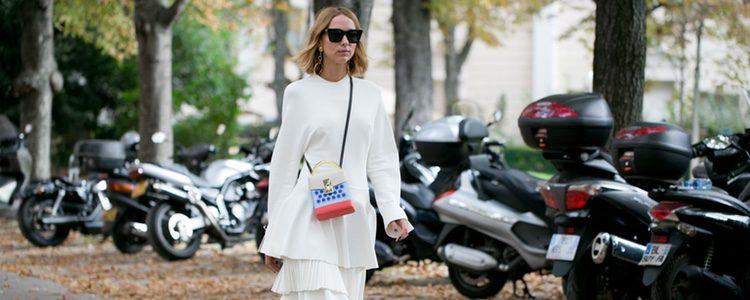 La moda en la calle es la mejor manera de ver qué luce la gente