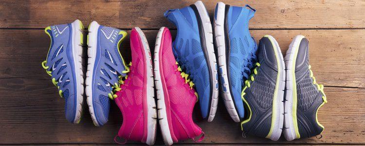 Es importante seleccionar bien nuestro calzado para hacer ejercicio