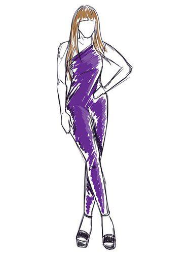 Las marcas de moda suelen apostar por diseños de jumsuit pensados para eventos como una boda