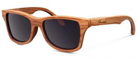 Gafas de madera malaga