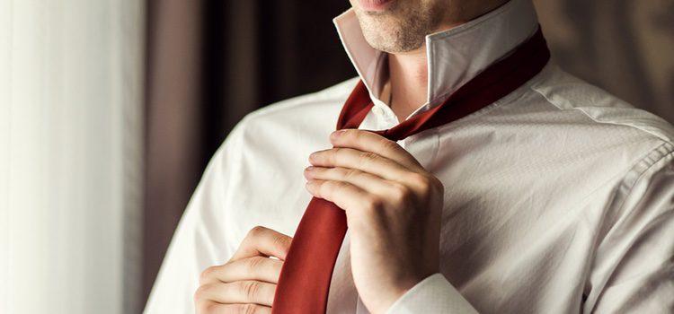 A mayor complejidad en el nudo, mejor quedará la corbata