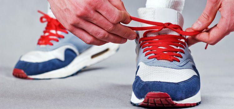 El calzado deportivo es cómodo y además está de moda
