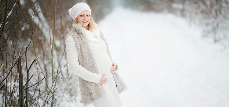 Las cinturas de goma y el tejido con el que están hechas son idóneas para el embarazo