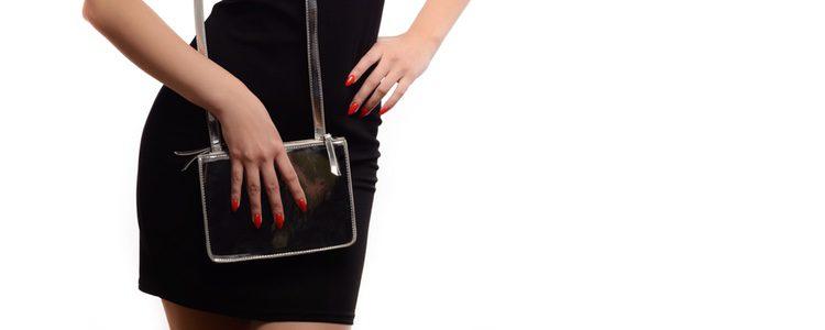 Los bolsos de mano es muy fáciles perderlos