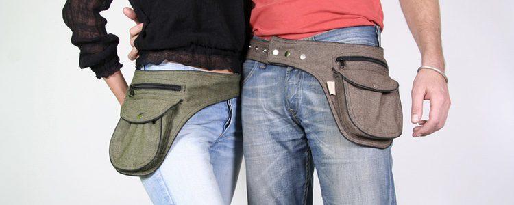 No tienes por qué llevarlas a la cintura