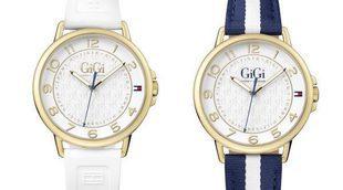Tommy Hilfiger y Gigi Hadid lanzan una colección de relojes para otoño/invierno 2016/2017