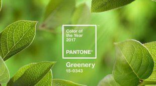 Pantone escoge el tono verde natural 'Greenery' como el color del año 2017