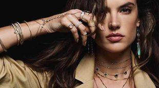 Alessandra Ambrosio se convierte en la nueva musa de las joyas de Jacquie Aiche
