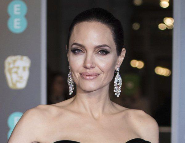 Angelina Jolie, Emma Roberts y Margot Robbie, las mejor vestidas de los BAFTA 2018