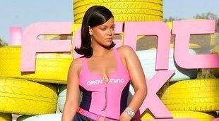 Coachella ha sido el escenario donde Puma ha presentado su colección Fenty by Rihanna