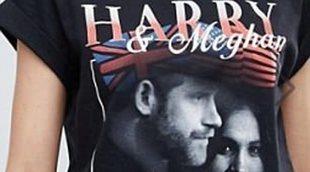 El merchandising de la boda del Príncipe Harry y Meghan Markle no tiene límites: ¡hasta bañadores!