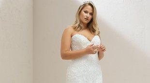 Pronovias lanza una línea de vestidos para tallas grandes