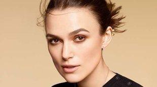 La actriz Keira Knightley protagoniza la nueva campaña de Chanel
