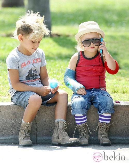 La moda de los niños famosos 3474_m