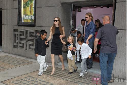 La moda de los niños famosos 3486_m