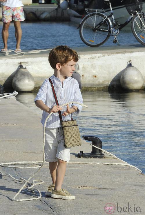 La moda de los niños famosos 3491_m