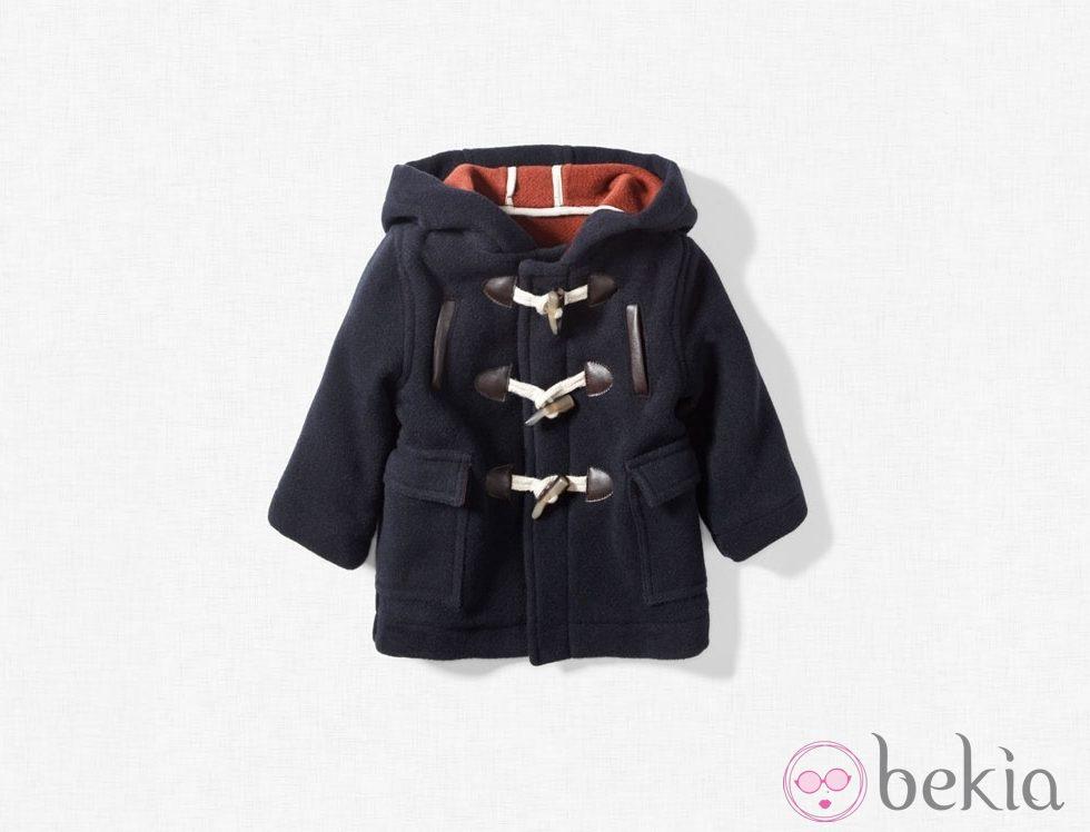 Trenca de Zara Kids, otoño/invierno 2011