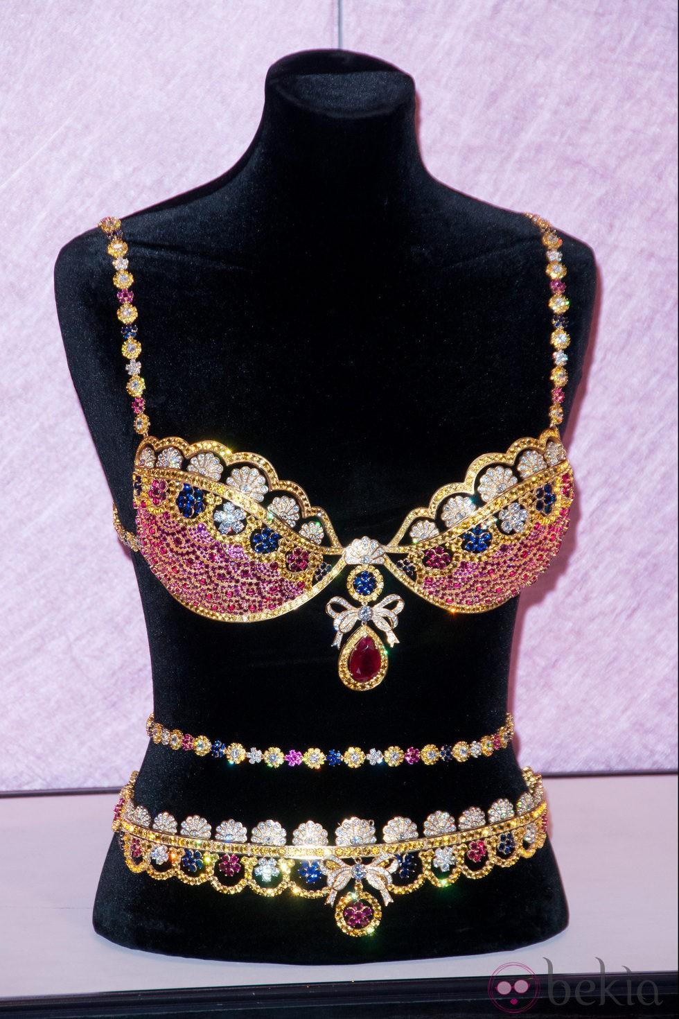 Royal Fantasy Bra 2013 de Victoria's Secret: Fotos en ...