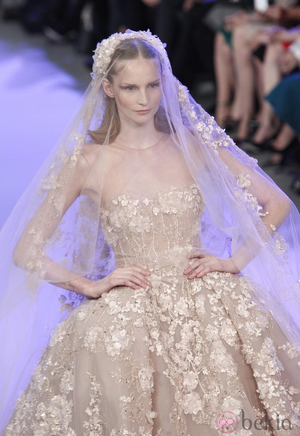 Louie vestidos de novia de alta costura española